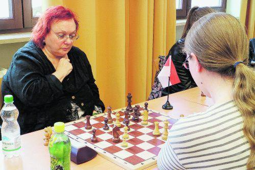 Helene Mira holte sich ihren ersten ÖSB-Titel im Blitzschach.SK Bregenz