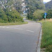 Radwegfalle Felsenau wird behoben
