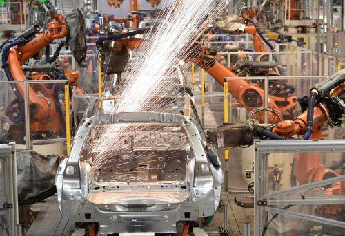 Hinter dem VW-Konzern liegt das beste erste Halbjahr der Geschichte. Reuters