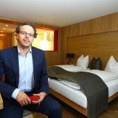 Kein Zimmer frei in Bregenz
