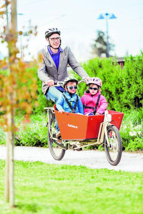Ideen, die die Radkultur im Land fördern, sind gefragt. VLK