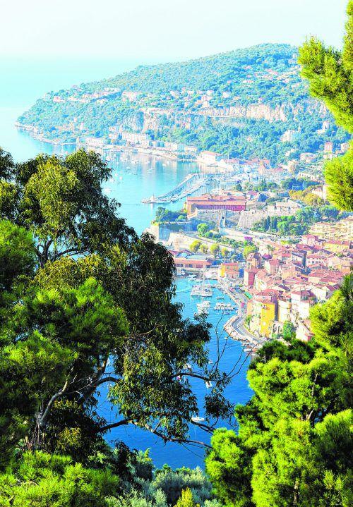Im südfranzösischen Nizza kann man Städtereise und Strandurlaub perfekt verbinden. Shutterstock (5)