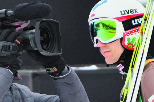 In Frühform beim Sommer-Grand-Prix: Kamil Stoch.apa