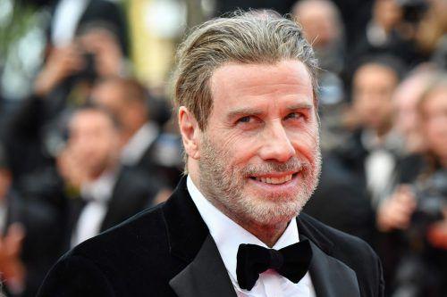 """In """"Grease"""" und """"Saturday Night Fever"""" wird zu viel geflucht, sagt John Travolta. AFP"""