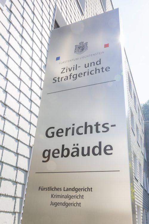 In Vaduz werden einige große Fälle von Wirtschaftskriminalität behandelt.Trummer