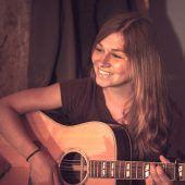 Irina Schneider stellt ihre erste CD vor