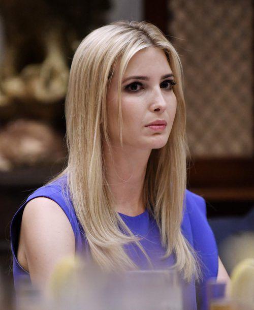Ivanka ist die älteste Tochter von US-Präsident Donald Trump. APA