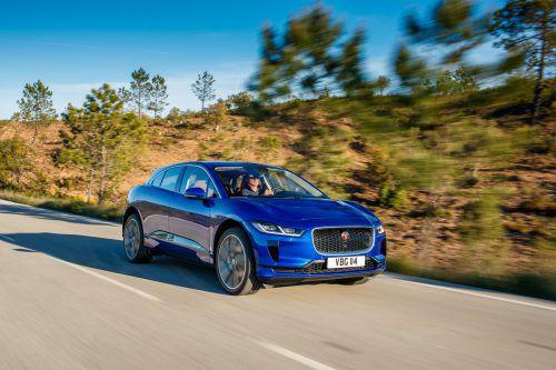 Jaguar i-Pace: Der Batterie-Elektriker hat die gleichen Fahrtalente wie die Verbrenner-Brüder – auf Landstraße und Rennstrecke sowie im Gelände.