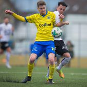 VfB Hohenems empfängt zum ÖFB-Cup-Auftakt Floridsdorf