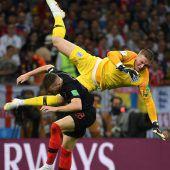 England weint, Kroatien spielt um WM-Titel