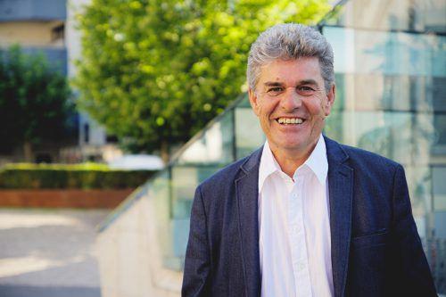 Günter Oberscheider ist Geschäftsführer bei Ländle-TV.vn