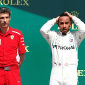 Hamilton bereut seine Wortegegen Ferrari