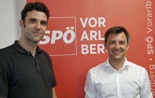 Markus Unterhofer wurde in Götzis einstimmig zum JG-Chef gewählt.