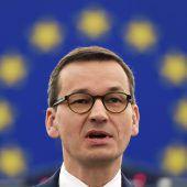 Polen pfeift auf EU-Kritik