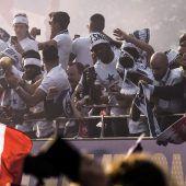 Frankreich im WM-Jubel geeint