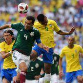 Mexiko-Legendebeendet Karriere