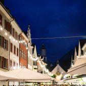 Feststimmung in der Montfortstadt Feldkirch