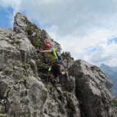 Ein rundum abwechslungsreicher Kletterspaß