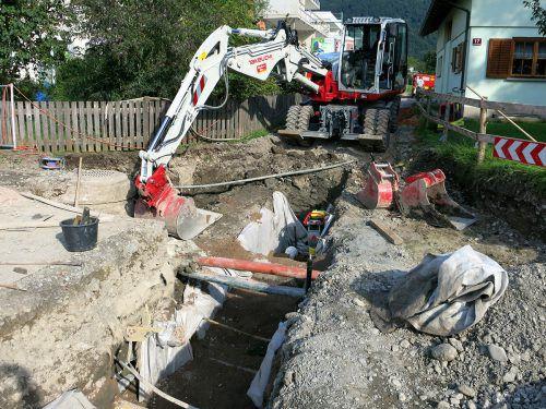 Mithilfe der Untersuchungen soll festgestellt werden, wo und wann Sanierungen im Dornbirner Kanalnetz notwendig sind. HA