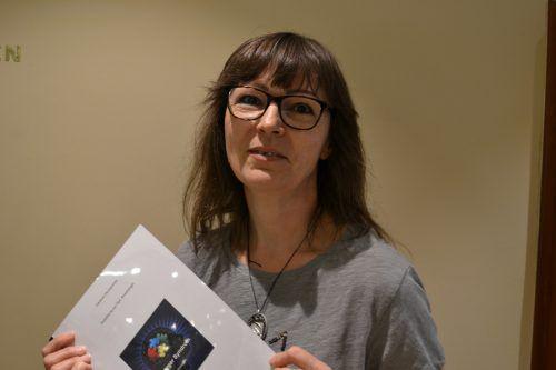 Monika Daniel-Schallert hat sich auch in ihrer Diplomarbeit mit der Thematik auseinandergesetzt. BI
