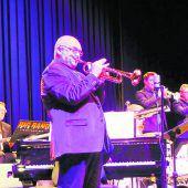 Morrison meets Big Band auf der Kulturbühne AmBach