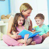 Kinder zu Hause betreuen