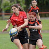 Rugby ist wie Handball, nur ohne Harz