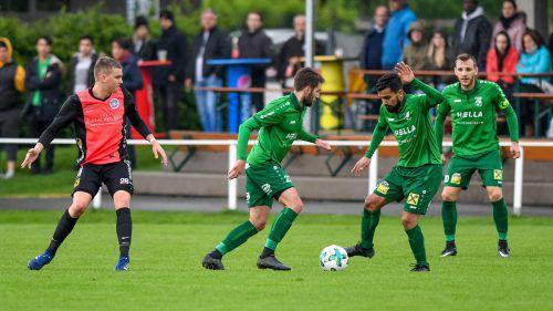 Nach der 0:2 Niederlage vor fünf Jahren brennt der Dornbirner SV auf eine Revanche und will diesmal die Überraschung schaffen.lerch