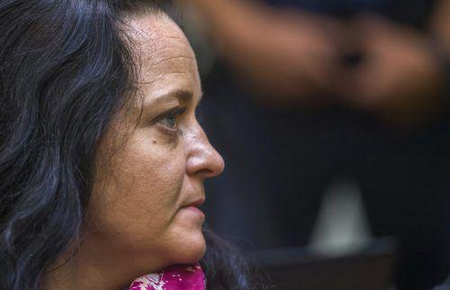 Nach mehr als fünf Jahren NSU-Prozess wurde die Rechtsterroristin Beate Zschäpe zu lebenslanger Haft verurteilt. AP