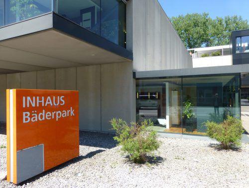 Nachdem sich in Zürich die Geschäfte schwierig gestalteten, wird Inhaus im Westen von St. Gallen einen neuen Bäderpark installieren..VN