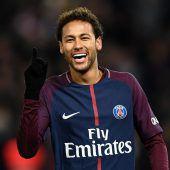 Neymar beendetSpekulationen