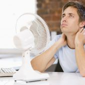 Hitze vermindert das Denkvermögen