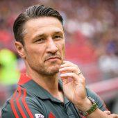 Kovac bekräftigt:Lewandowski bleibt