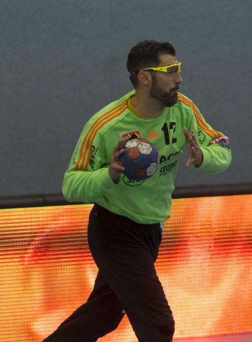 Nikola Marinovic holte mit Bregenz von 2005 bis 2009 vier HLA-Titel.Paulitsch