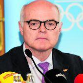 ÖOC-Absage für die Grazer Kandidatur