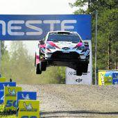 Tänak fuhr in Finnland zumzweiten Saisonsieg