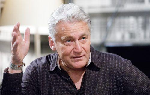 Rainhard Fendrich hat einen Wohnsitz, der vollkommen uneinsehbar ist. So sichert er sich seine Privatheit. APA