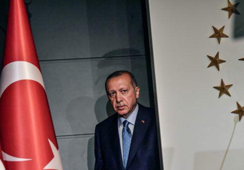 Recep Tayyip Erdogan ist jetzt Staats- und Regierungschef zugleich. AFP