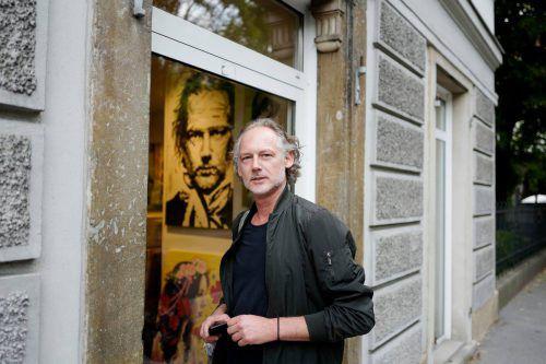 Richard Dorfmeister wurde dank des Wiener Sounds weltbekannt.