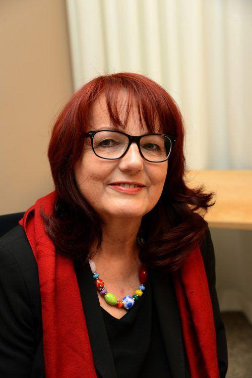 Ruth Rüdisser weiß um die Nöte von Kindern nach Übergriffen. ifs/nikolaus walter
