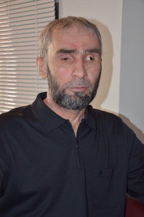 Salaudi Bahaev wurde in Belgien mit Augenprothesen versorgt. hrj