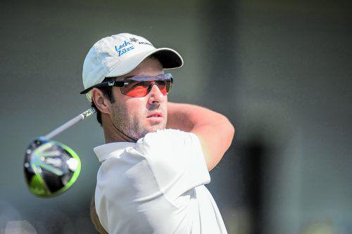 Schaffte beim Golf Challenger in Prag den Cut: Manuel Trappel.sams