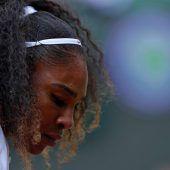 Serena Williams fühlt sich benachteiligt