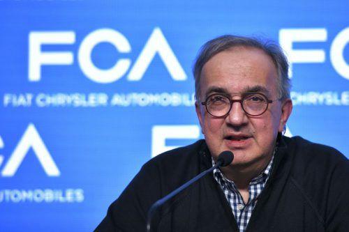 Sergio Marchionne liegt in kritischem Zustand in einer Zürcher Klinik. AFP