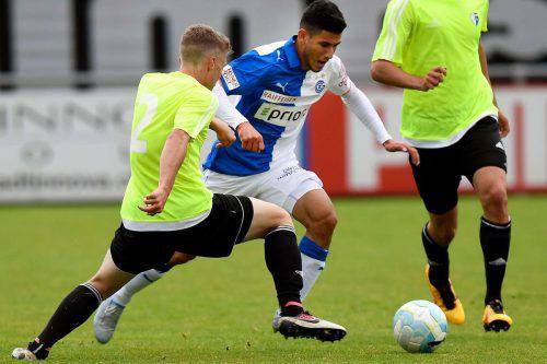Sherko Gubari spielte von 2015 bis 2018 bei Grasshopper Zürich und letzte Saison leihweise beim FC Vaduz.GC Zürich