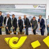 Ein Paketverteilzentrum um 50 Millionen Euro