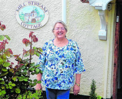 Sue Ashton und ihr Millstream Cottage verkörpern Wohlfühlatmosphäre in Perfektion.