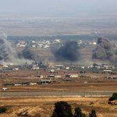 Rebellen geben Gebiet in Südsyrien auf