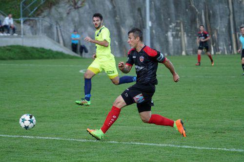 Thiago de Lima Silva spielt nun für dieAmateure der Lustenauer Austria. berchtold