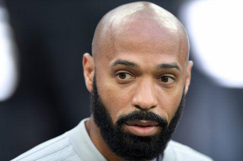 Thierry Henry war zuletzt Assistenztrainer der belgischen Nationalmannschaft. ap
